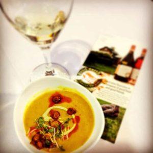 moroccan cauliflower soup
