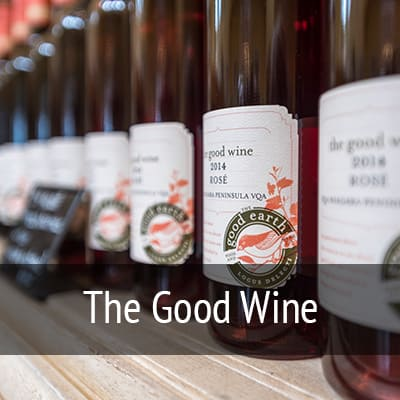 The Good Wine